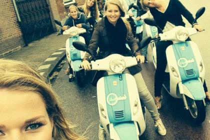 scooter-meiden