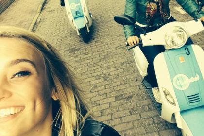 scooter-rijden